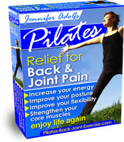 Pilates relief for back pain
